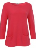 Pullover in A-Linie /