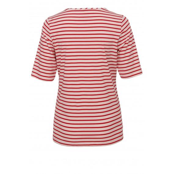 Feminines Shirt mit Stickerei /