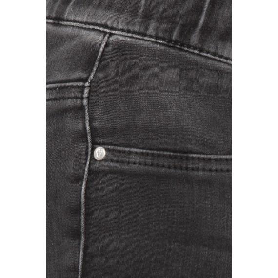 Slim Fit-Jeans mit leichter Waschung /