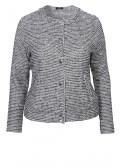 Stylische Jacke mit Fransen /