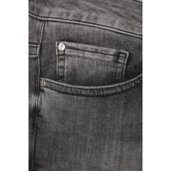 Coole Jeans mit dezenter Waschung /