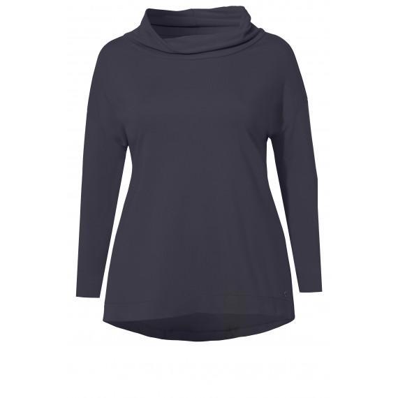 Cooles Shirt mit breitem Kragen /