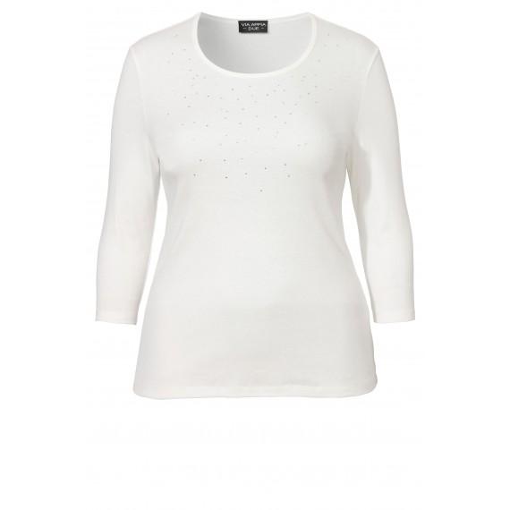 Edles Shirt mit Ziersteinchen /