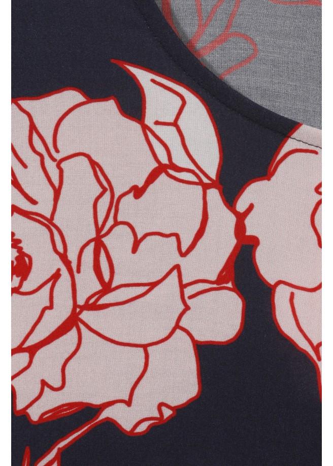 Romantisches Blusen-Shirt mit Rüschen /