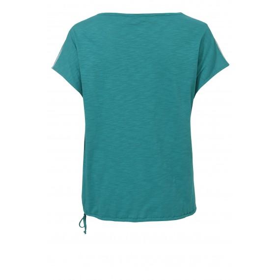 Verspieltes Shirt mit Dschungelmotiv /