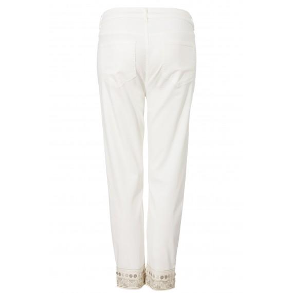 Sommerliche 4-Pocket-Jeans /