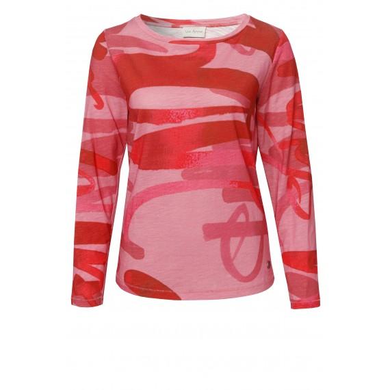 Modisches Shirt mit Muster /
