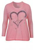 Softes Statement-Shirt aus reiner Baumwolle /