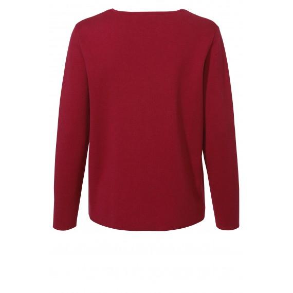 Cleaner Pullover mit Kaschmir-Anteil /