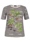 Sommerliches Shirt mit Front-Motiv /