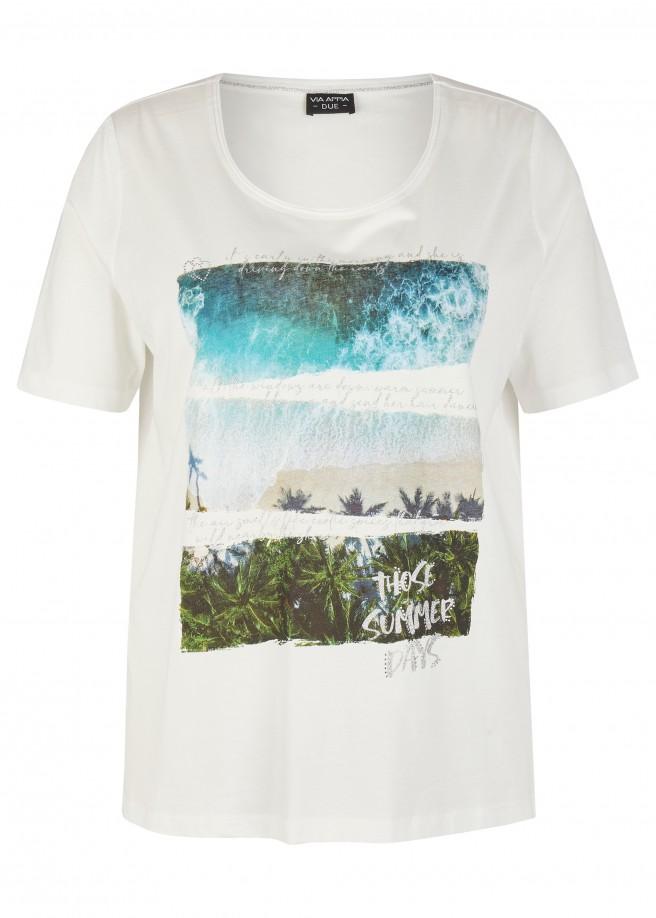 Schickes Motiv-Shirt /