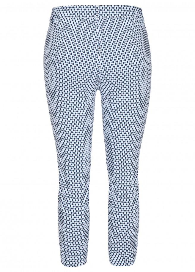 Moderne Hose mit Allover-Muster /