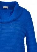 Kuscheliger Pullover mit Strukturmuster /